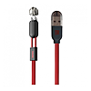 Кабель Remax Twins RC-025t 2 в 1 Micro USB plus Lightning длина 1м...