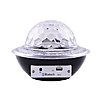 Лазерный проектор диско UFO Bluetooth crystal magic ball 220V с пультом...