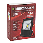 Прожектор Led Neomax 10W IP65 6500К