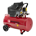 Компрессор INTERTOOL PT-0003 50 л, 2 HP, 1, 5 кВт, 220 В, 8 атм, 206...