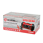 Зарядное INTERTOOL AT-3019 12-24В, 2610А, 26А, 230В, дисплей