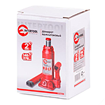 Домкрат столбик Intertool GT0021 одноштоковый 2т