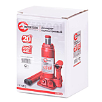 Домкрат столбик INTERTOOL GT0028 одноштоковый 20т