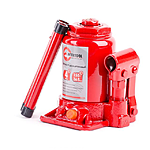 Домкрат столбик INTERTOOL GT0032 2-х штоковый 4т