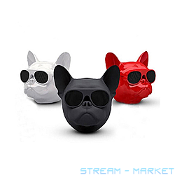 Bluetooth-колонка Aerobull DOG c функцией speakerphone, радио
