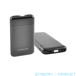 Power Bank SAMSUNG 20000 mAh 2USB-20 2500 mAh