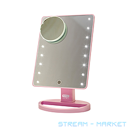 Зеркало Rotex Magic Mirror RHC25-Р с LED подсветкой